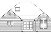 Craftsman Style House Plan - 2 Beds 2 Baths 1874 Sq/Ft Plan #48-279