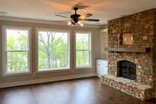 Ranch Interior - Family Room Plan #437-88