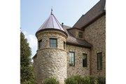 European Style House Plan - 4 Beds 4.5 Baths 6366 Sq/Ft Plan #453-49