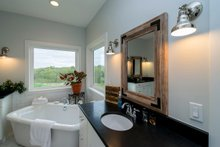 Home Plan - Ranch Interior - Master Bathroom Plan #70-1464