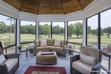 Architectural House Design - Screened Porch