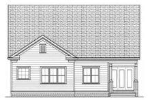 Home Plan - Farmhouse Exterior - Rear Elevation Plan #413-785