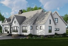 Farmhouse Exterior - Other Elevation Plan #51-1135