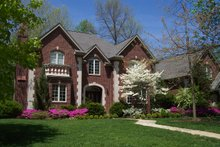 Architectural House Design - Traditional Exterior - Front Elevation Plan #20-2300