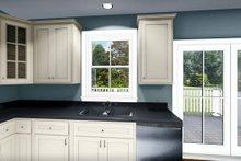 Home Plan - Farmhouse Interior - Kitchen Plan #44-227