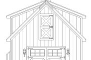Farmhouse Style House Plan - 0 Beds 0 Baths 1050 Sq/Ft Plan #932-323