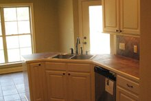 Southern Interior - Kitchen Plan #21-277