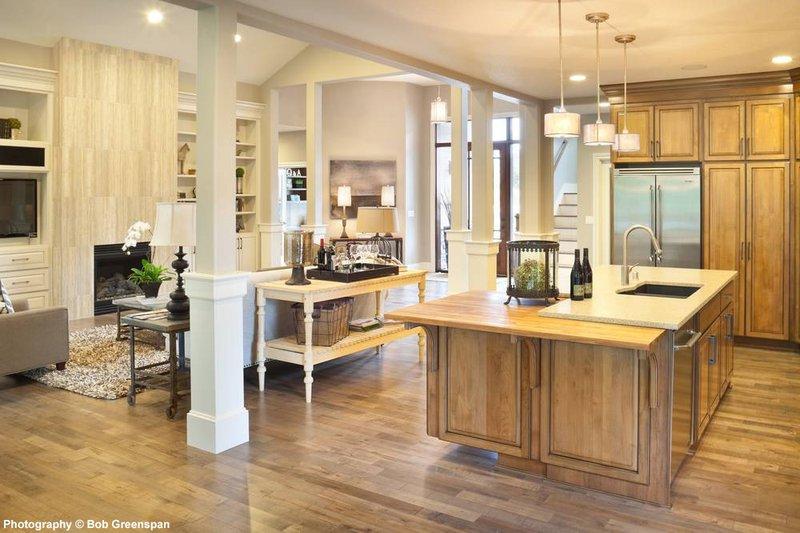 Craftsman Photo Plan #48-615 - Houseplans.com