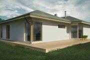 Bungalow Style House Plan - 3 Beds 1 Baths 1422 Sq/Ft Plan #906-7 Photo