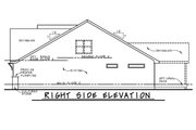 Ranch Style House Plan - 2 Beds 2.5 Baths 1676 Sq/Ft Plan #20-2314 Exterior - Other Elevation