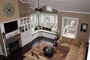 Craftsman Style House Plan - 4 Beds 3.5 Baths 3148 Sq/Ft Plan #48-235 Photo