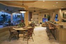 Dream House Plan - Mediterranean Interior - Kitchen Plan #930-15