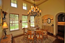 Dream House Plan - Prairie Interior - Dining Room Plan #80-211