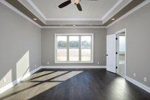 Dream House Plan - Tudor Interior - Master Bedroom Plan #45-372