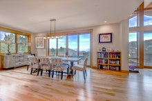 Dream House Plan - Modern Interior - Dining Room Plan #1042-20