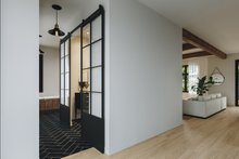 Dream House Plan - Craftsman Interior - Entry Plan #23-2724