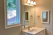 Craftsman Style House Plan - 4 Beds 3.5 Baths 5256 Sq/Ft Plan #437-121 Interior - Master Bathroom