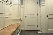 European Style House Plan - 3 Beds 2.5 Baths 2449 Sq/Ft Plan #20-2128