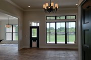 Farmhouse Style House Plan - 4 Beds 3.5 Baths 2742 Sq/Ft Plan #430-165 Interior - Dining Room
