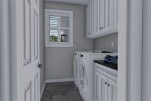 Traditional Interior - Laundry Plan #1060-56