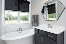 Architectural House Design - Craftsman Interior - Master Bathroom Plan #929-1051