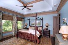 House Plan Design - Craftsman Interior - Master Bedroom Plan #54-391