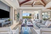 Mediterranean Style House Plan - 3 Beds 3.5 Baths 3700 Sq/Ft Plan #930-511 Interior - Other