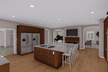 Home Plan - Ranch Interior - Kitchen Plan #1060-21