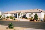 Mediterranean Style House Plan - 4 Beds 3 Baths 2367 Sq/Ft Plan #1-542