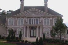 Architectural House Design - Classical Exterior - Other Elevation Plan #119-180