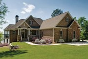 Traditional Style House Plan - 3 Beds 2.5 Baths 2157 Sq/Ft Plan #929-910 Exterior - Front Elevation