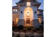 Traditional Style House Plan - 5 Beds 4.5 Baths 4873 Sq/Ft Plan #56-599 Exterior - Other Elevation