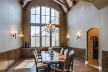 House Plan Design - European Interior - Dining Room Plan #119-169