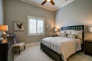Mediterranean Style House Plan - 3 Beds 3 Baths 2779 Sq/Ft Plan #930-480 Interior - Master Bedroom