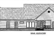 Farmhouse Style House Plan - 3 Beds 2.5 Baths 1799 Sq/Ft Plan #21-109 Exterior - Other Elevation