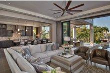 Contemporary Interior - Family Room Plan #930-20