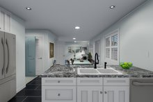House Plan Design - Traditional Interior - Kitchen Plan #1060-68