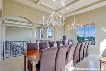 European Interior - Dining Room Plan #930-505