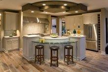 Traditional Interior - Kitchen Plan #56-605