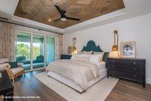 Architectural House Design - Modern Interior - Bedroom Plan #930-519