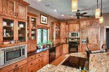 Craftsman Interior - Kitchen Plan #70-1433