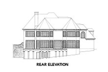 European Exterior - Other Elevation Plan #429-10
