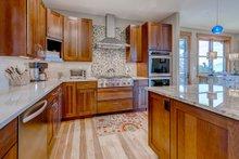 Modern Interior - Kitchen Plan #1042-20