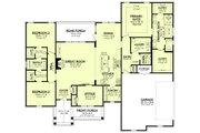 Farmhouse Style House Plan - 3 Beds 2.5 Baths 2339 Sq/Ft Plan #430-234 Floor Plan - Main Floor