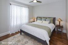 Craftsman Interior - Bedroom Plan #929-978