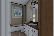 Dream House Plan - Traditional Interior - Master Bathroom Plan #1060-60