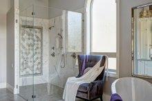 European Interior - Master Bathroom Plan #48-650