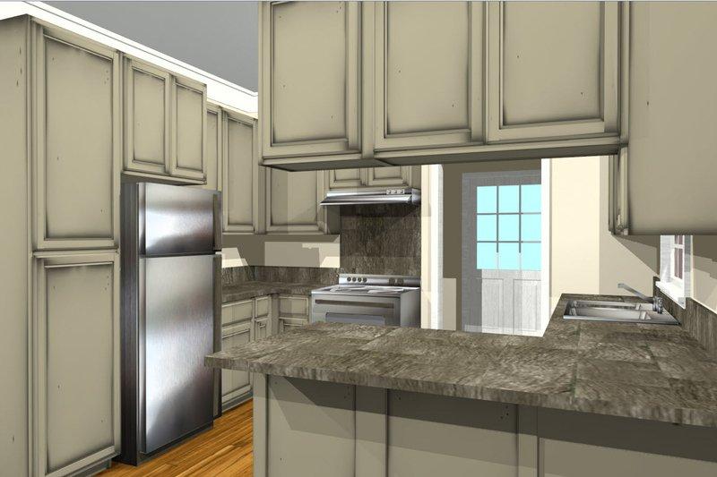 Country Interior - Kitchen Plan #44-158 - Houseplans.com