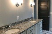 Craftsman Style House Plan - 4 Beds 2.5 Baths 2834 Sq/Ft Plan #437-87 Interior - Master Bathroom