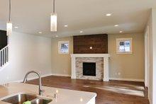 Dream House Plan - Craftsman Interior - Other Plan #1070-50